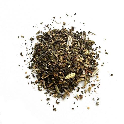 chai green organic tea