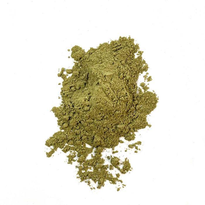 citrus matcha organic green tea