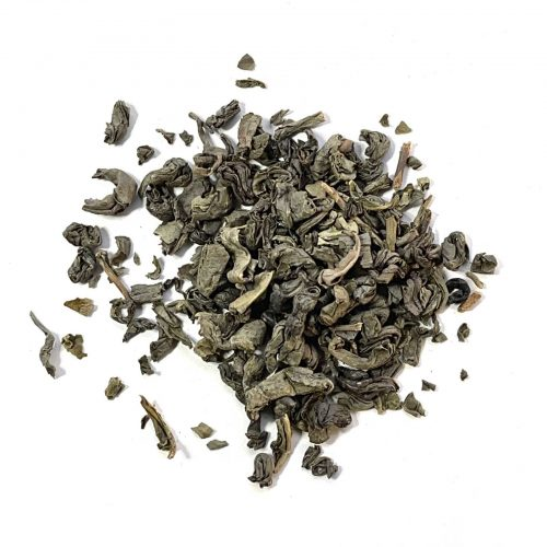 gunpowder pearl organic green tea