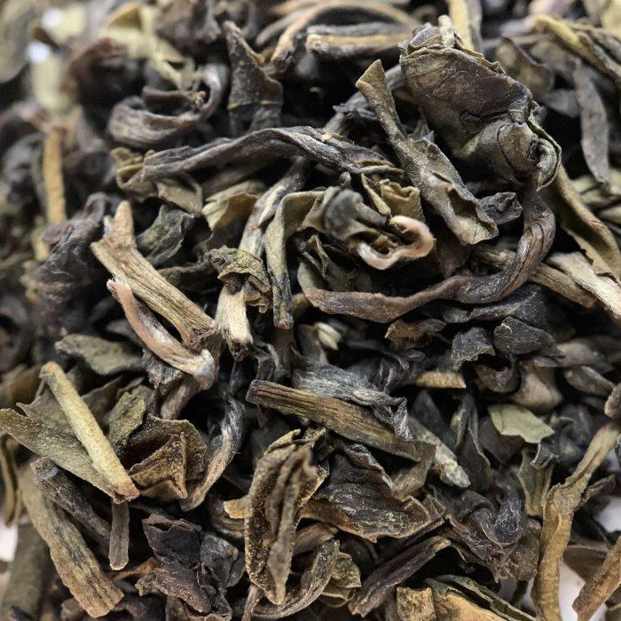 indian organic green tea