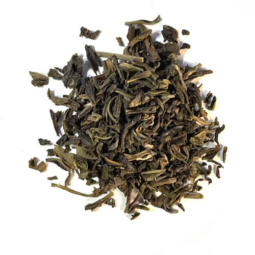 indian organic green tea