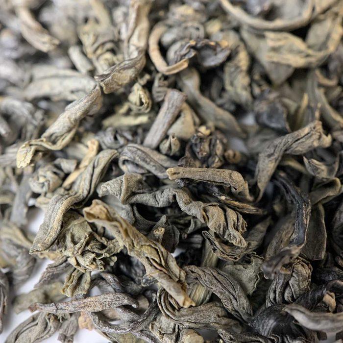 young hyson organic green tea